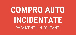 Compro auto incidentate Milano nord